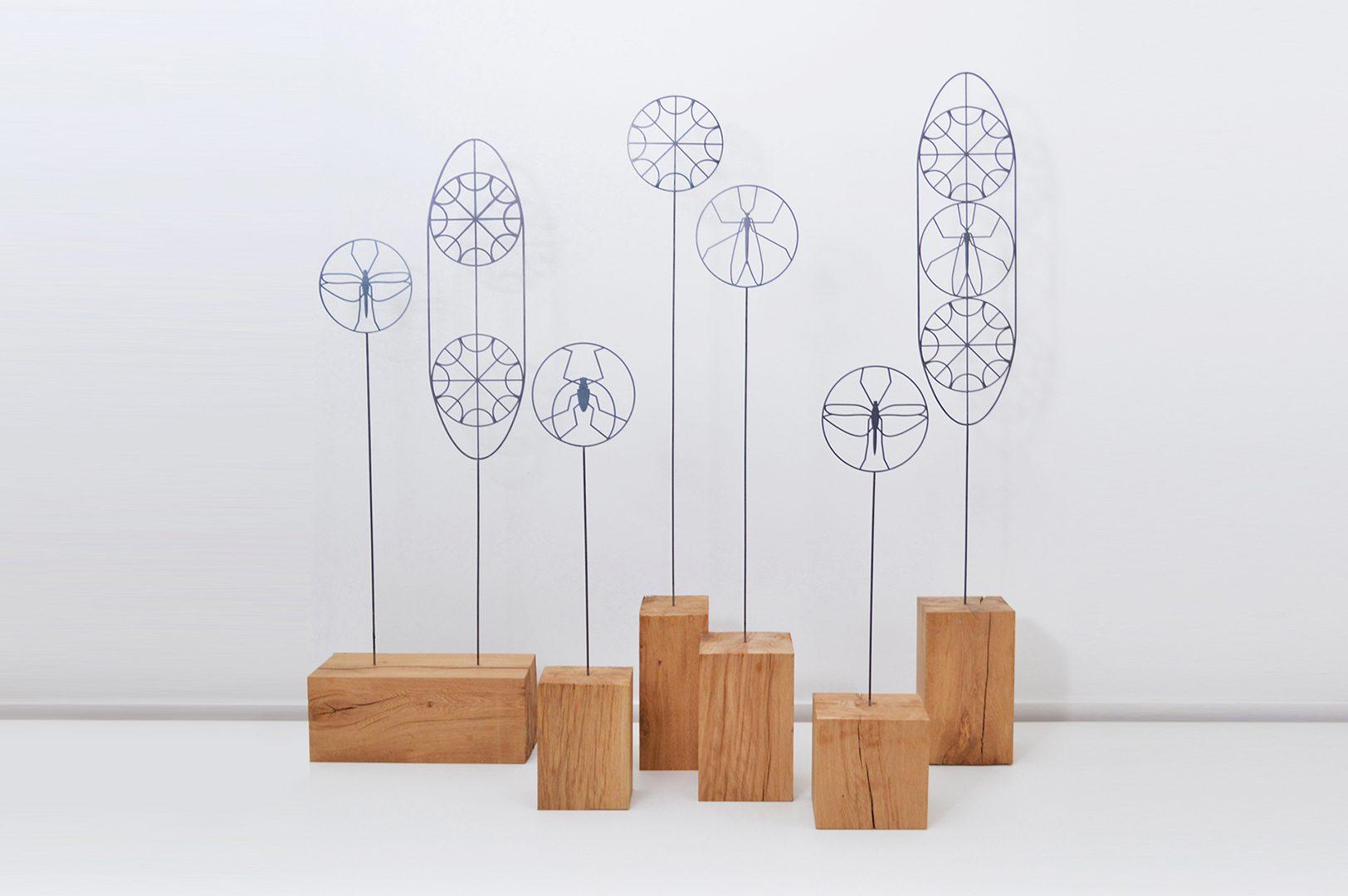 sculpture ensemble