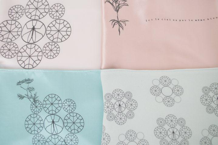 foulards soie