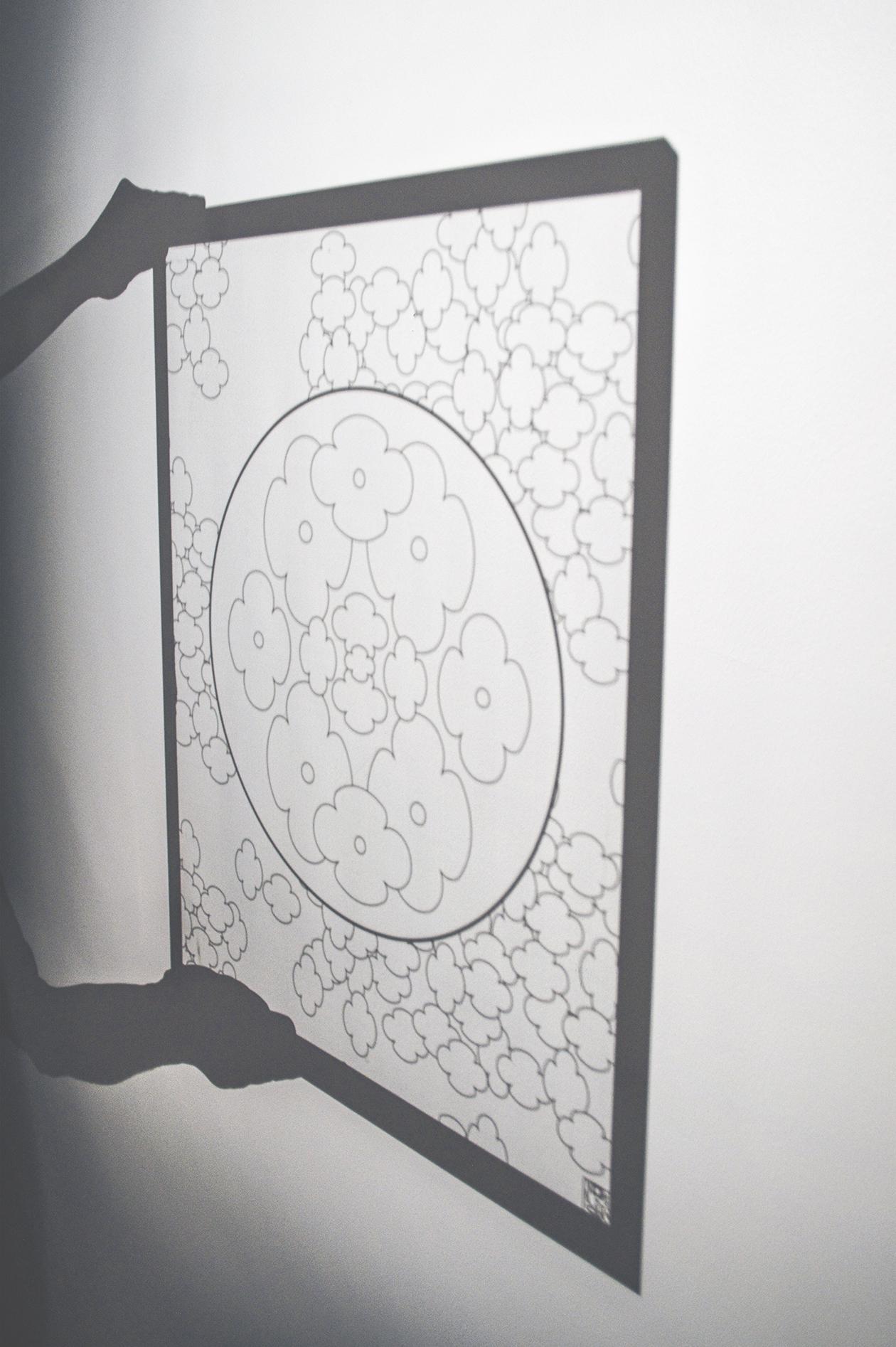 Gravure blanc ciel 2